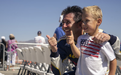 Plymouth Airshow: Maximize Your Kid's Fun